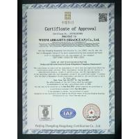 WEEM Abrasives Certifications