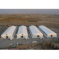 Wholesale Outdoor EXhibition Tents , A Shaped Tent 10M X 50M Length Can Be bigger or Smaller from china suppliers