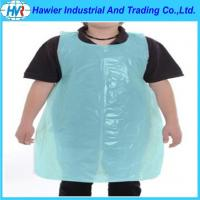 Buy cheap Disposable plastic PE aprons from wholesalers