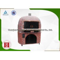 Wholesale 12 Inch Italian Wood Burning Pizza Ovens Fire Resistant Pottery Inner Dome Material from china suppliers