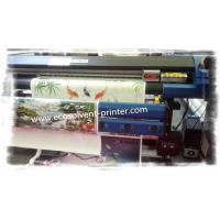 Wholesale Epson Two/Three DX7 Head UV Inkjet Printer 1.8M/70Inch  for Printing PU,Leater AC 100-220V from china suppliers