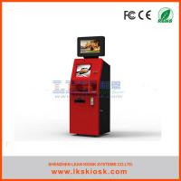 Wholesale Ticket Prepaid Cards Vending Self Service Ticket Machine Custom from china suppliers