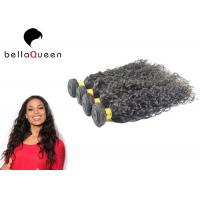 Wholesale Natural Black Natural Wave Tangle And Shed Free Human Hair Wefts from china suppliers