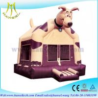 Wholesale Hansel popular inflatable playground rentals jump house for kids from china suppliers