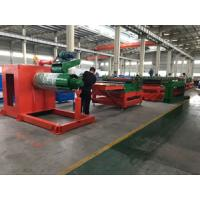 Wholesale 1250 mm - 1500 mm Width Steel Silo Roll Forming Machine 3 Phase 50 Hz from china suppliers