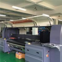 Wholesale Homer Kyocera Digital Fabric Printer / Digital Inkjet Printing For Textile 10 kw from china suppliers