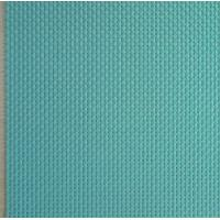 Wholesale 4X4 PVC outdoor Anti-UV mesh fabric in light blue color from china suppliers
