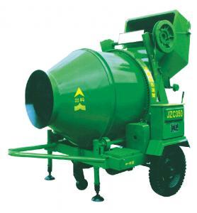 Hot sell cement concrete mixing machine/JZC series Concrete mixer/electric mini concrete m