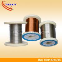 Wholesale Good Performance Resistant Copper Nickel Alloy Wire For Electrical Resistors from china suppliers