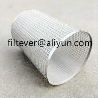 China 100% China manufacturer produce high quality 316L stainless steel mesh cylinder filter on sale