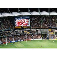 Wholesale Sport Stadium Led Perimeter Advertising Display , Crash Prevention P16 from china suppliers