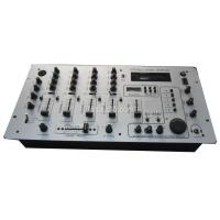 Quality 4 Channels DJ Power Mixer PA Audio System , Mixing Console for sale