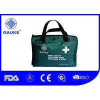 Wholesale Rapid Care Trauma Medical First Aid Kit Backpacking Foil Blanket Included from china suppliers