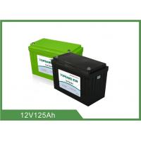 Wholesale Long Life Time UPS Rechargeable Batteries 12V 125Ah Lithium Battery Pack from china suppliers