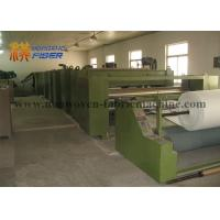 Wholesale Custom Needle Punch Nonwoven Machine , Car Interior Fabric Manufacturing Machine from china suppliers