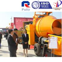 Wholesale 15m3/h mobile concrete mixer with pump, mini small concrete pump, top seller concrete mixer pump with senior quality from china suppliers