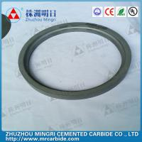 Wholesale Tungsten carbide rollers , Tungsten Carbide Die rings in Rolling Mill from china suppliers