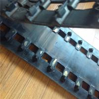 Quality Rubber Track for Snowmobile Which Is 254width*64Pitch*Links(can customizable) for sale