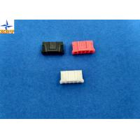 Quality Single Row Board To Wire Connectors Pitch 2.00mm PA66 Housing With Lock Top Entry Type Connector for sale