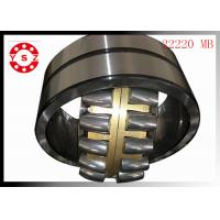 Buy cheap ZWZ TVB High Speed Spherical Industrial Roller Bearing 22220 from wholesalers