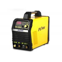 Buy cheap High Aesthetic Welding Effect TIG200A Inverter TIG Welder Auto adjusted ARC Force Function from wholesalers
