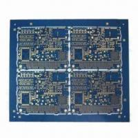 Wholesale HDI PCB Board with ENIG Surface Finished, 6 Layers from china suppliers