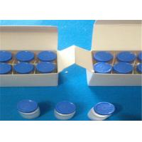 China Muscle Growth Growth Hormone Peptides CJC - 1295 DAC Lyophilized Peptide Powder on sale