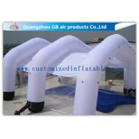 Wholesale Arch Marquee Tunnel Inflatable Air Tent With Heat Transfer Printing from china suppliers