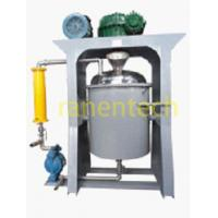 Wholesale Industry grade wet Vertical Grinding Machine Stirring type with jacket grinding tank from china suppliers