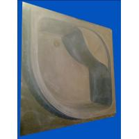 Wholesale stone resin oval shape bathtub from china suppliers