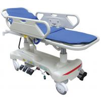 Wholesale Emergency Hospital Electric Patient Transport Stretcher With ABS Handrails from china suppliers