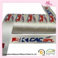 Wholesale 15mm Custom Printed Ribbon Two Colors Printed For Holiday Decoration from china suppliers