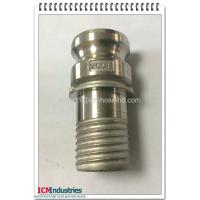"Wholesale new product 316 stainless steel screw camlock quick coupling size 2"" type E from china suppliers"