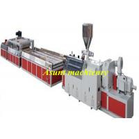 Wholesale Extrusion WPC Plastic Profile Production Line Wood Plastic Door Production Line 800mm Width from china suppliers