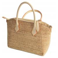 Top rated style,Women Cork Handbag for gift shop Wholesale 12.6''/13.7''*5.9''*9.8''
