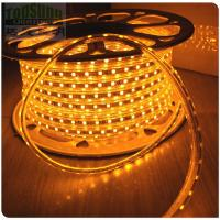 Wholesale Hot sale 50m yellow AC led strip  220V 5050 SMD 60LED/M Manufacturer from china suppliers