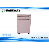 Buy cheap Sweet Pink ABS Beside Cabinet Match With Medical Care Bed , L47*W44.5*H77.5cm KJW-BC10 from wholesalers