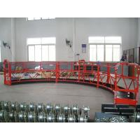 Wholesale 100m Electric Wire Rope Suspended Platform / equipment for aircraft maintenance stands from china suppliers