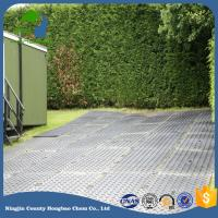 Wholesale Uhmwpe Plastic Sheet Temporary Ground Mat Recycled Plastic Road Support  Factory Price Tree Clearance Floor Ground Mat from china suppliers