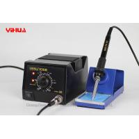 Wholesale Lead free Temperature Controlled Soldering Station repairing motherboard from china suppliers