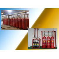 Wholesale Manual / Automatic  FM200 Fire Suppression System Of 4.2Mpa 40L Type from china suppliers