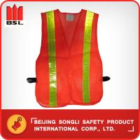 Wholesale SLJ-MA04  REFLECTING VEST (SAFETY VEST) from china suppliers