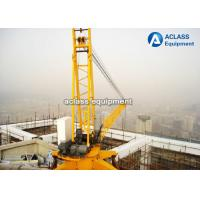 Wholesale 8000 Kg Derrick Crane 2420 Models Fixed Roof Floor Lifting Buildings Material from china suppliers