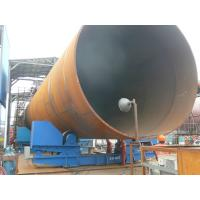 Wholesale Pipe Roller Automatic Welding Machine Double Elevating Hydraulic Control Siemens Motor from china suppliers