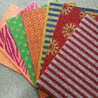Wholesale The glitter apply in EVA foam sheet for stationary from china suppliers