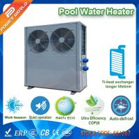 Wholesale 25kw Swimming Water Heating Pump to Heat 100 m3 Pool Size Constantly at 28 to 35 DegC from china suppliers