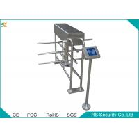 Wholesale Intelligent automatic systems turnstiles half height waist height Gate from china suppliers