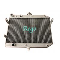 Wholesale Motocycle ATV Dirt Bike Aluminum Radiator for 2007-2014 4x4 SUZUKI KING QUAD LT-A450, LT-A500, LT-A750 MODELS from china suppliers