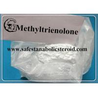 Wholesale White Raw Steroid Powders Methyltrienolone  for muscle binding and performance boosting from china suppliers