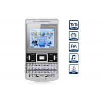 Wholesale H80 Qual Band Dual SIM Cell Phone with QWERTY Keyboard Bluetooth Analog TV 2.0 inch Screen  low end mobiles(D035) from china suppliers